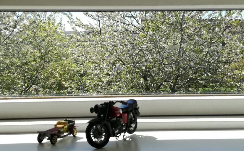 Foråret er på vej